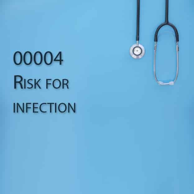 00004 Risk for infection