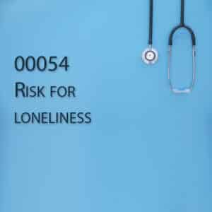 00054 Risk for loneliness