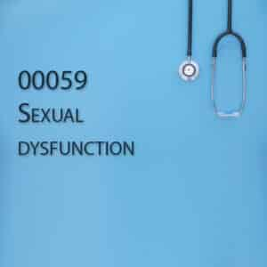 00059 Sexual dysfunction