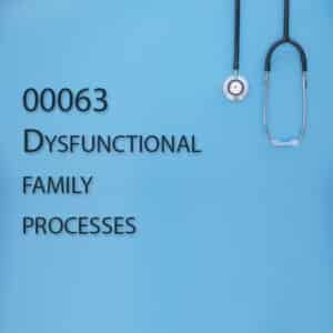 00063 Dysfunctional family processes