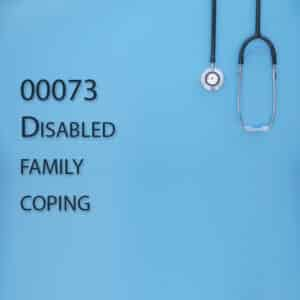 00073 Disabled family coping