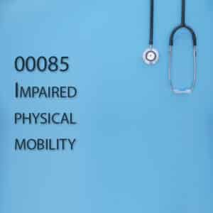 00085 Impaired physical mobility