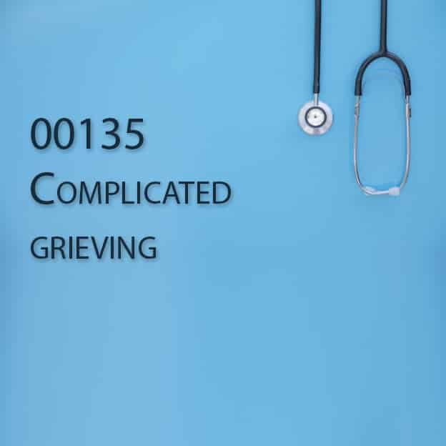 00135 Complicated grieving
