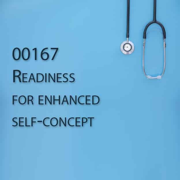 00167 Readiness for enhanced self-concept